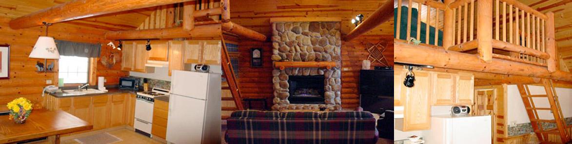 Tremendous Two Bedroom Log Cabins Cedar Lodge Interior Design Ideas Oteneahmetsinanyavuzinfo
